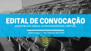 EDITAL DE ASSEMBLEIA VIRTUAL