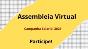ASSEMBLEIA VIRTUAL: Participe!