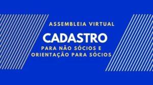 CAMPANHA SALARIAL 2021: Cadastro para participação na Assembleia Virtual